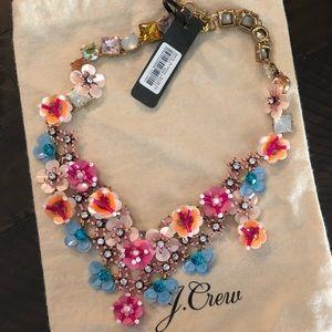 J. Crew Multicolor Beaded Necklace
